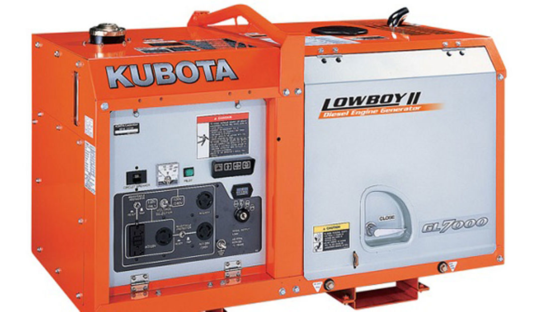 Tips For Getting The Most Out Of Your Marine Power Generator