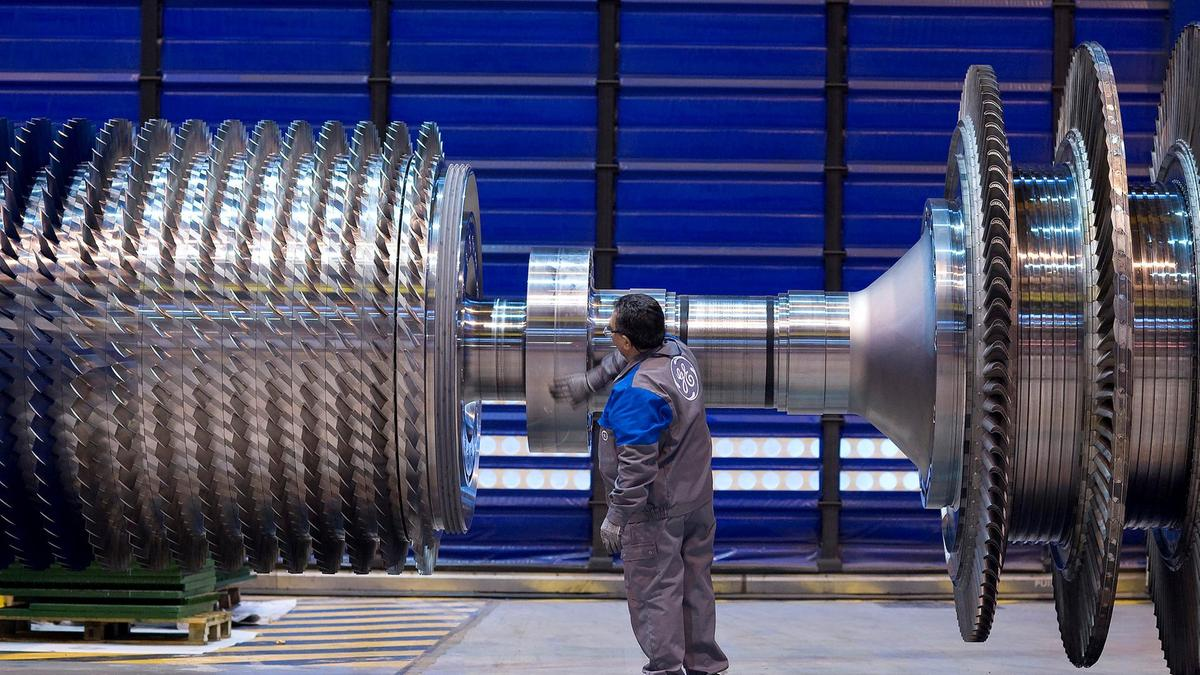 gas turbine parts for sale