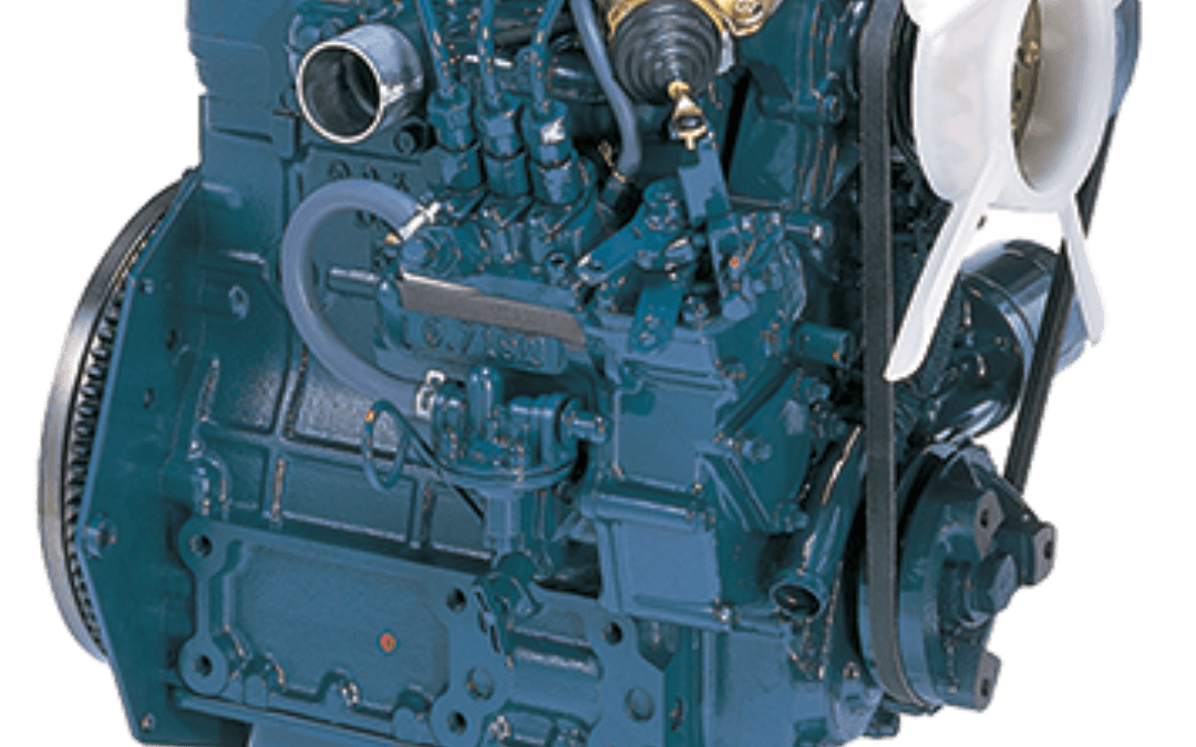 Get Your Kubota BG & 03 Series for Emergency Standby Gensets Here!