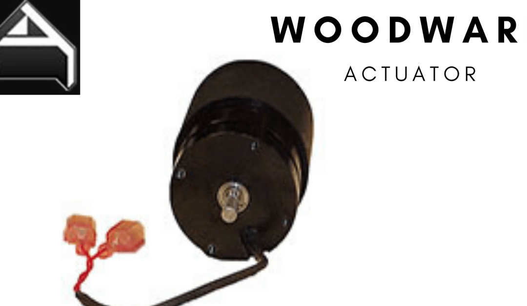 Woodward Governors vs Actuators: What's The Difference?