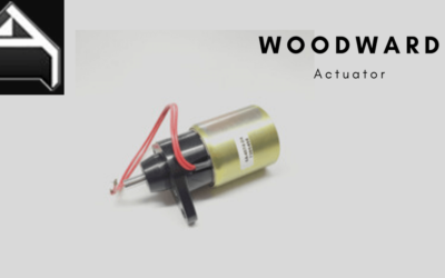 The C8250-405 Actuator From Woodward has The Power you Seek!