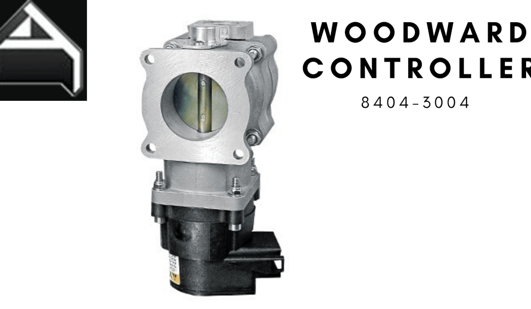 Woodward Offers Exceptional Controllers. View the 8404-3004 Here!