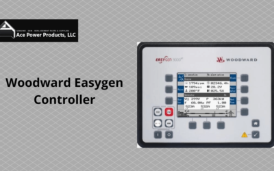 Learn About Our Woodward Easygen Controller 3500XT