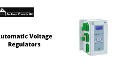 We Have a HUGE Stock of Automatic Voltage Regulators. Get Yours Today!