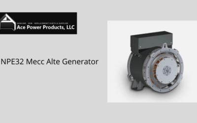 Sale Alert! Get a NPE32 Mecc Alte Generator End Today
