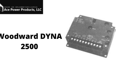 Order A Woodward DYNA 2500 Linear Actuator Today!