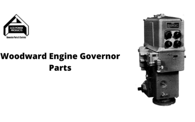 Woodward Engine Governor Parts: Ace Power Products, LLC