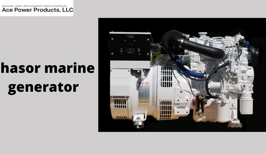 How To Choose The Right Boat Generator