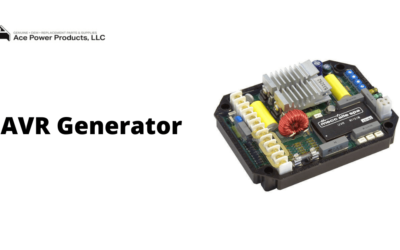 The AVR Generator: What Is It And What Does It Do?