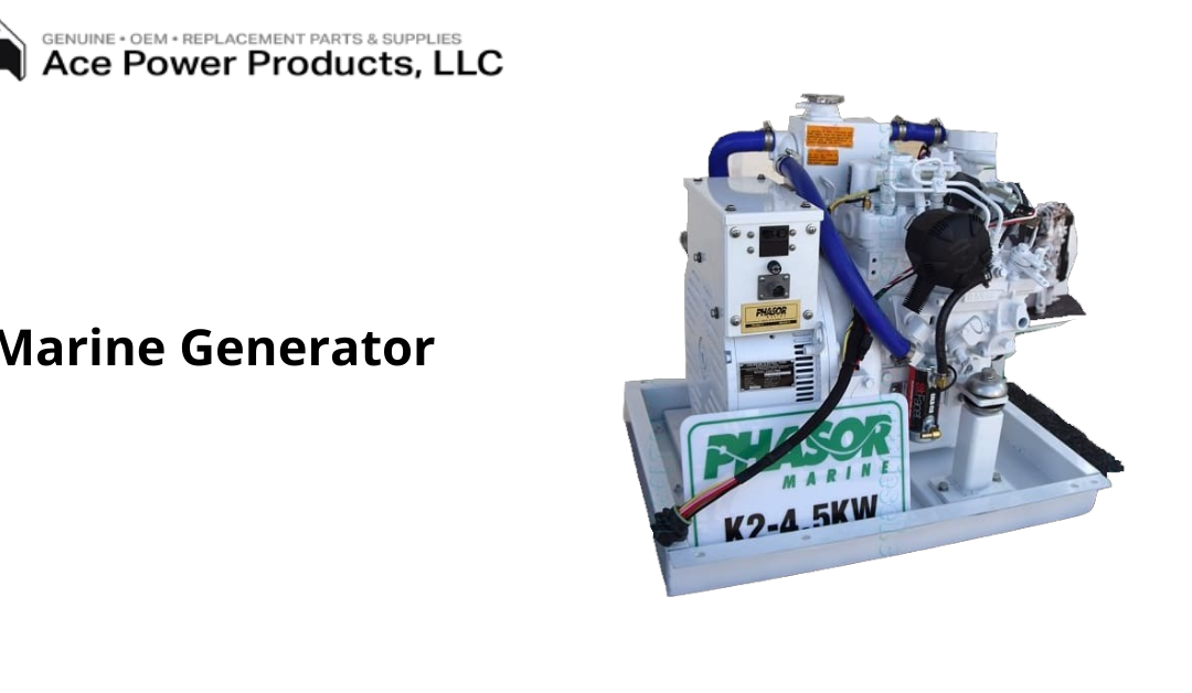Make Sure Your Marine Generator And Other Parts Are Maintained!