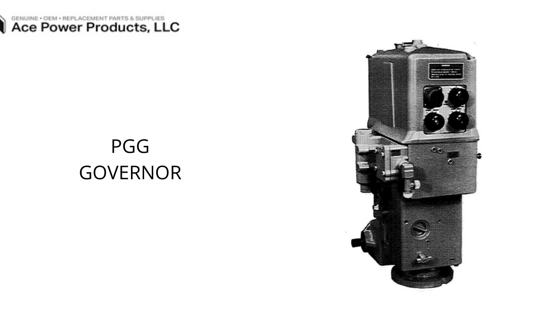 Engine Adjustment Guide For Woodward Governor Controllers