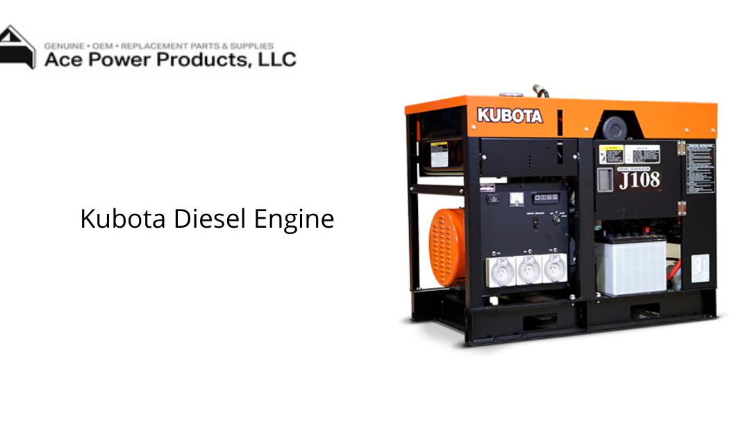 kubota-diesel-engine-in-fl