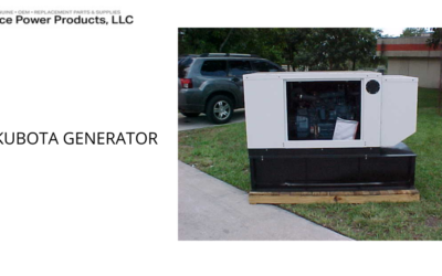 8 Simple Steps to Keep Your Kubota Generator in Good Condition